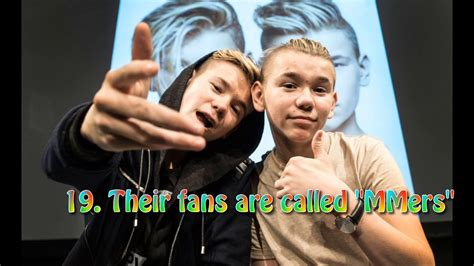 20 facts about Marcus and Martinus - YouTube