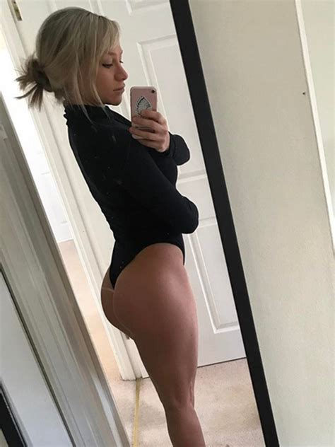 Chloe Madeley shows off new bigger bum and fans go wild!