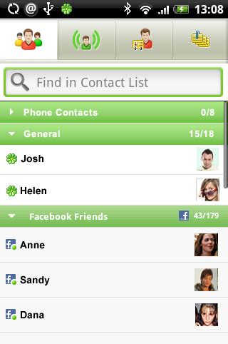 ICQ Mobile pro Android | Chip